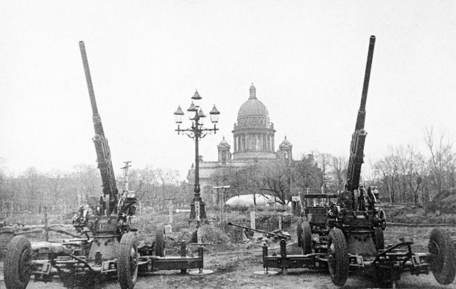 Снятие блокады Ленинграда – история Великой Отечественной войны