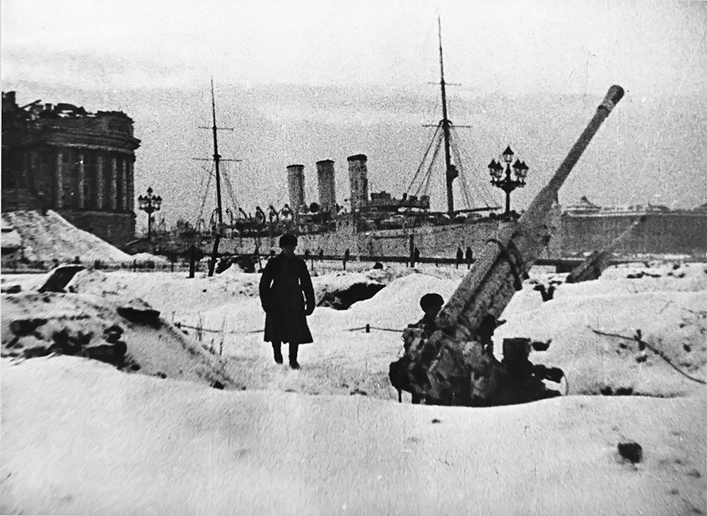 Как произошло полное снятие блокады Ленинграда